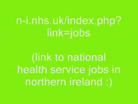Find Jobs in Northern Ireland- where to look