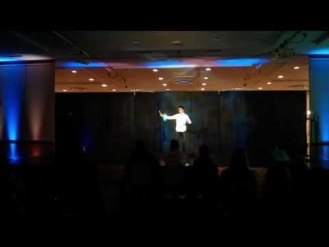 University of Illinois Talent Show - Chinese Yo-Yo