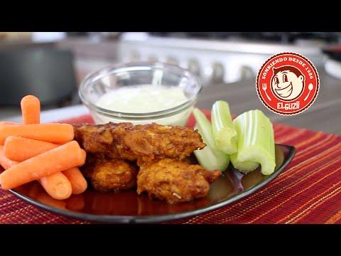 Como hacer Boneless de Pollo (SUPER BOWL SNACKS) - El Guzii
