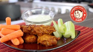 Como hacer Boneless de Pollo (SUPER BOWL SNACKS) - El Guzii