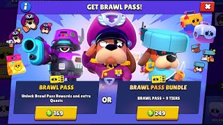 Brawl Pass Season 5!!💳 + Every NEW SKIN Gameplay!!😎💥 | Brawl Stars Sneak Peek