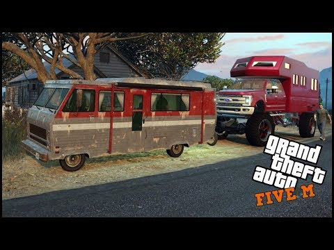 GTA 5 ROLEPLAY - GOING ON CAMPING TRIP PT.1 - EP. 608 - CIV thumbnail