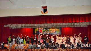 2015年度裘錦秋中學屯門歌唱比賽 6A + 中六全級合唱