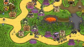 Play Online Kingdom Rush Frontiers Game - MA'QWA URQU