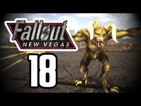 PAYBACK TIME FOR X-13 - MODDED FNV Ep.18