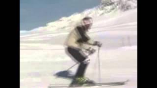 Урок№ 2 Видео как научиться кататься на горных лыжах