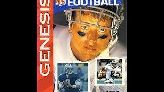 Troy Aikman NFL Football (Sega Genesis)