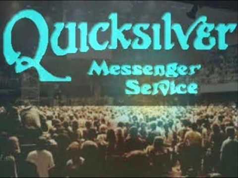 QUICKSILVER MESSENGER SERVICE - Who Do You Love? INCREDIBLE LIVE '70