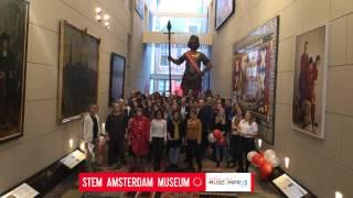 """Het Amsterdam Museum Zingt """"Geef Mij Maar Amsterdam"""""""