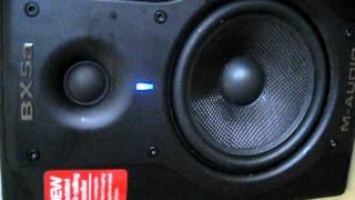 m audio bx5a tweeter issue