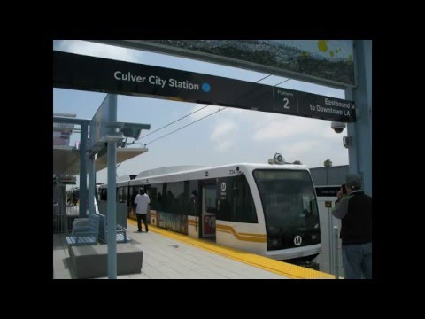 Los Angeles Metro Expo Line is will be coming soon to Santa Monica