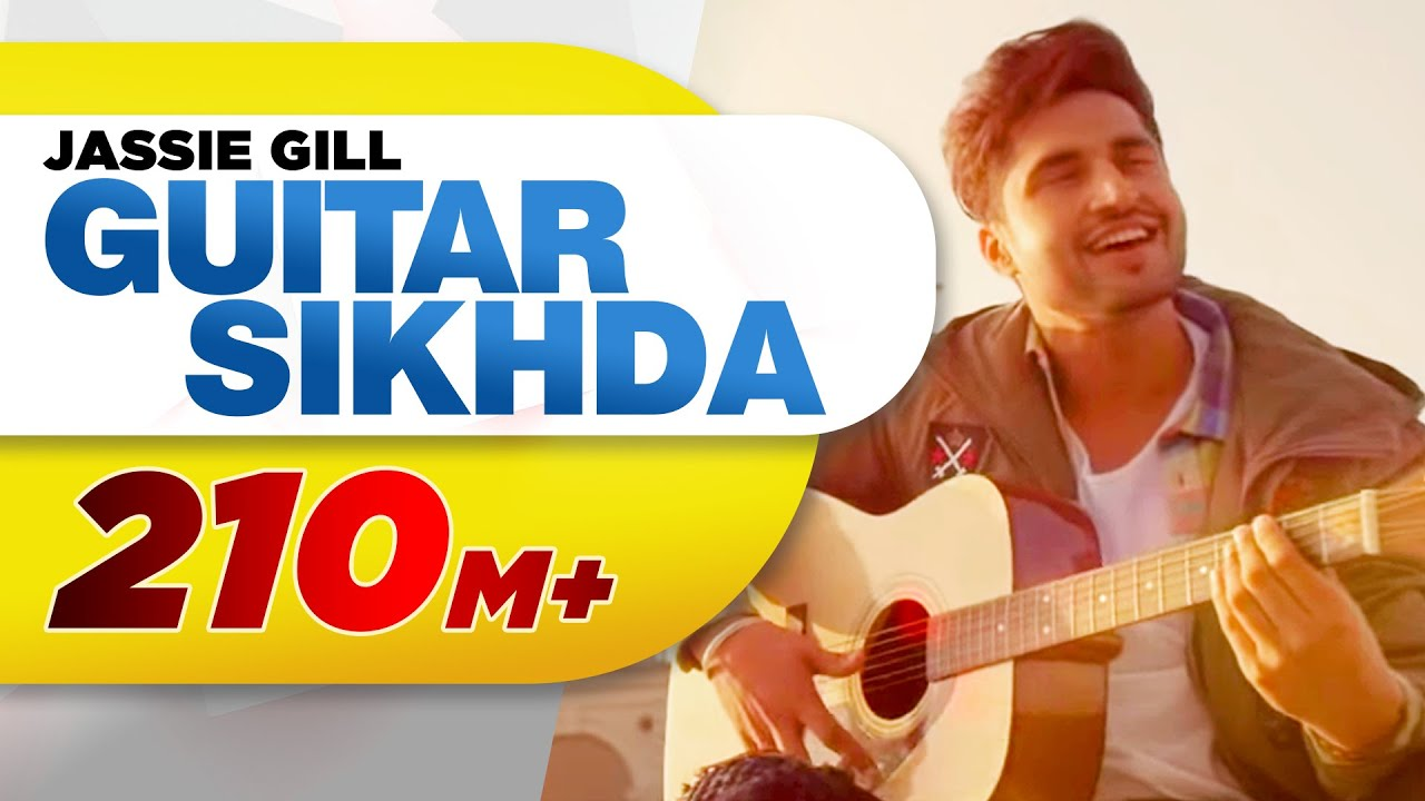 Guitar Sikhda (Full Video)   Jassi Gill   Jaani   B Praak   Arvindr Khaira    Punjabi Songs 2018