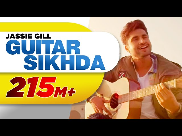 Guitar Sikhda (Full Video)  | Jassi Gill | Jaani | B Praak | Arvindr Khaira | Punjabi Songs 2018