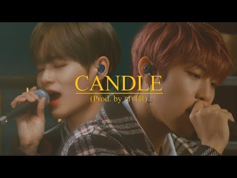 박우진 (PARK WOO JIN) & 이대휘 (LEE DAE HWI) -  Candle [Live Clip]