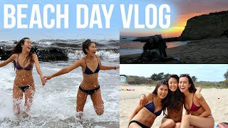 Last Day of Summer // Beach Day 2017