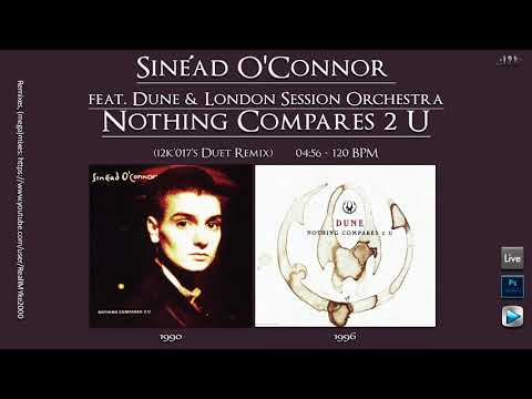 Sinead OConnor feat  Dune & LSONothing Compares 2 U i2k017s Duet Remix