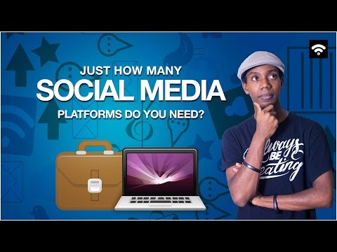 Social Media Marketing: What Platforms Should Your Business Use? thumbnail
