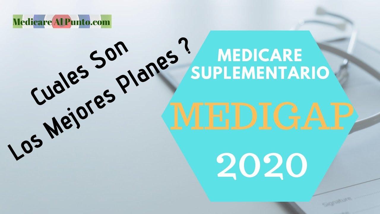 Mejores Planes Medigap 2020 | Exponiendo la Verdad | Medicare en Español