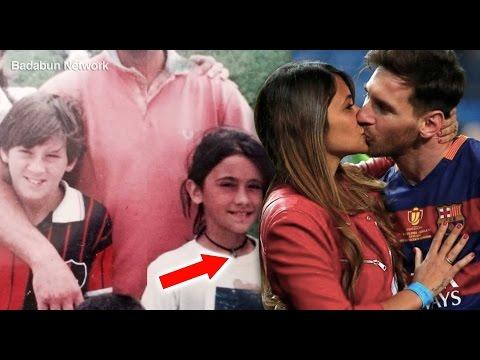 La historia de Amor de Messi es más romántica que la de Romeo y Julieta