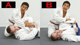 Having Trouble Finishing A Kimura Against Strong Guys? Try This Instead!