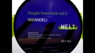 Nixandeli - Sardinas Files [WLT002]