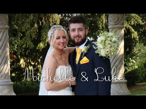 Michelle & Luke: Weston Hall Wedding