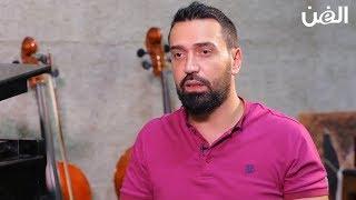 طارق سويد: ربما نادين الراسي مقتنعة بما تقوم به وهذا رأيي بيوسف الخال