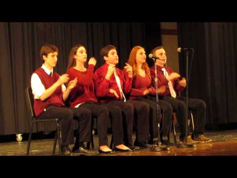 White winter hymnal pentatonix cover youtube