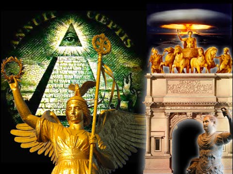 NWO ARCHES OF BAAL aka JUPITER RISING World Wide! Lucifers Apotheosis