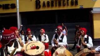 Asociación Juvenil Puno  en pasacalle  Chakana 2011