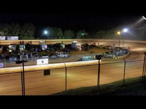Laurens Speedway 602 Crates 8/5/17