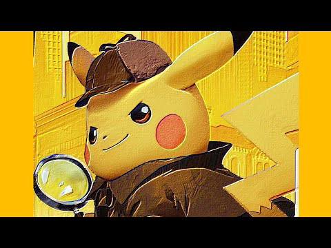 Detective pikachu let's play chapter 4 episode 8 find the secret path