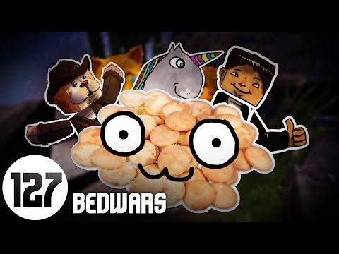 Minecraft - Bedwars - Piškot w/Natt a Vitaa! [FullHD,60FPS]