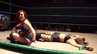CLASH Wrestling: Taeler Hendrix vs Allysin Kay (Full Match) Divided We Fall