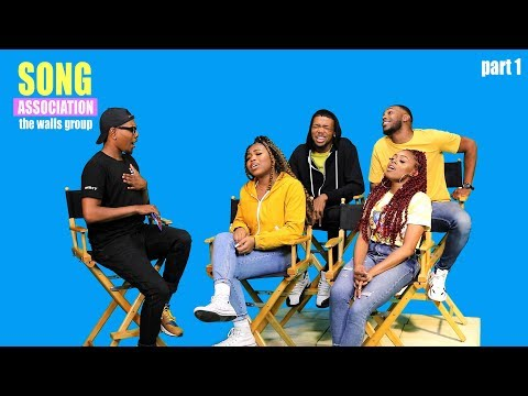 THE WALLS GROUP sings Keyshia Cole, TLC, and Tye Tribbett | SONG ASSOCIATION, pt. 1