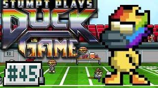 Duck Game - #45 - DUCK FU MOD!!!