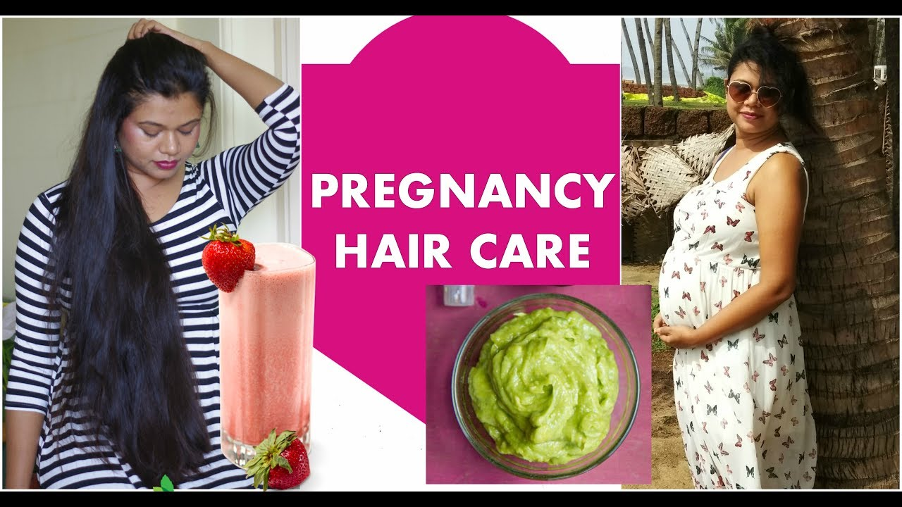 Hair Care Tips During Pregnancy Pregnancy Diet Routine Sushmita