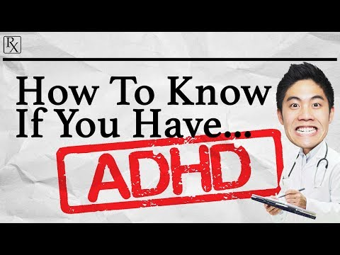 Thumbnail: How To Know If You Have ADHD