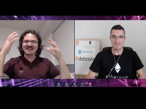PowerLedger, Horizon State, Canya, Bitcoin Bubble? With CryptoLark!