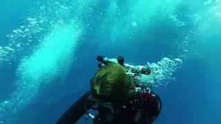 Spiegel Grove Wreck Dive Key Largo Part 3 GoPro Hero3 Silver