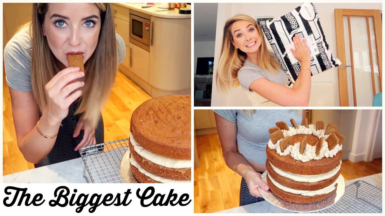 The Biggest Cake Zoella