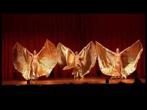 Danse orientale Pharaonique Odyssée