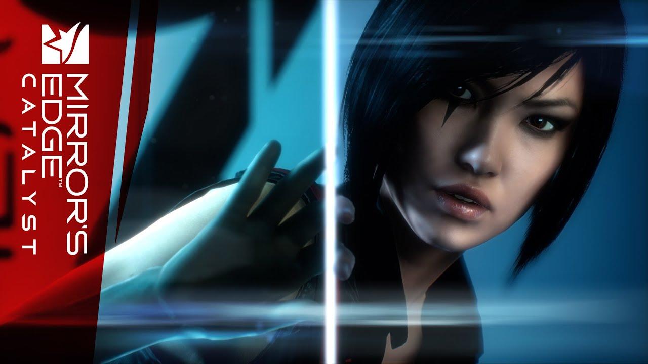 Mirror's Edge: Catalyst - Первый Взгляд - YouTube