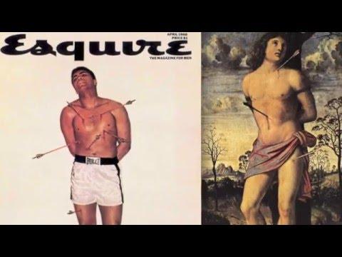 Muhammad Ali Esquire Magazine Cover