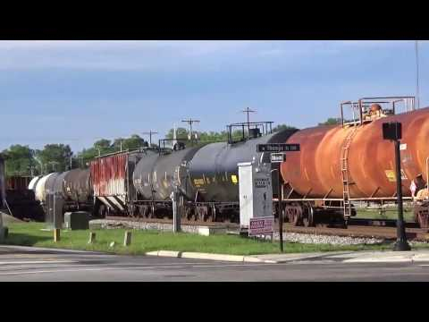 Railfanning in (Rocky Mount NC)