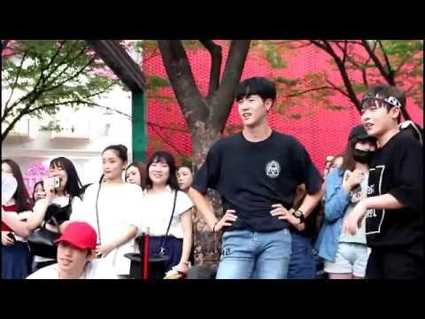 160709 DOB디오비 김동한 Focus 트와이스-cheer up