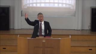 20161120浸信會仁愛堂主日信息_李朝成牧師