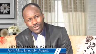 Apostle Johnson Suleman (7 months partnership april-october 2015)