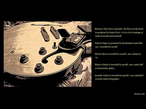 Blues Backing Track in Ab