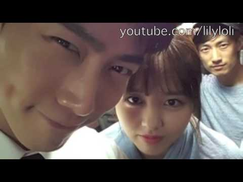 Let's Fight Ghost BTS [Kim So Hyun X Ok Taecyeon]